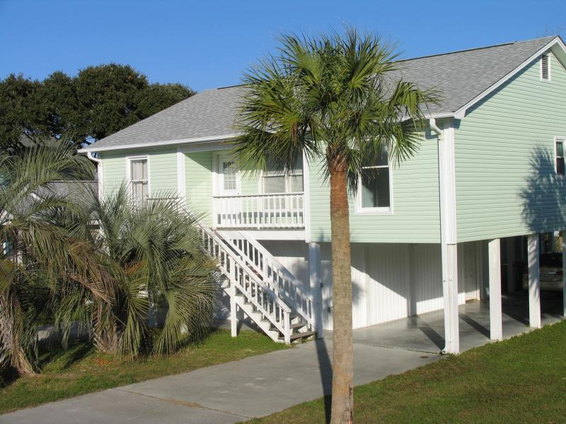 Front View - Sea la Vie - Kure Beach - rentals