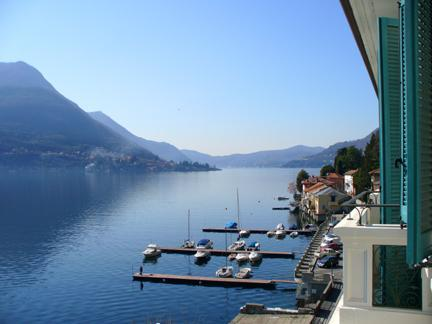 Magical Views from Three Front Facing Balconies - FIve Balconies Fabulous Waterviews from Every Room - Carate Urio - rentals