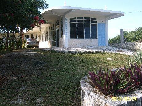 Front View - La Puerta Azul, Family Home, Pool, Economical - Isla Mujeres - rentals