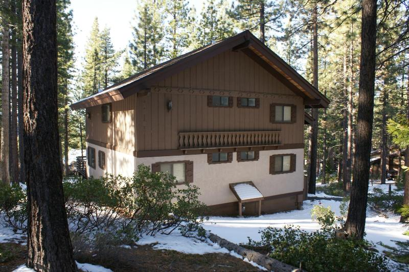Spacious Vacation Home with Hot Tub and Pool Table - Image 1 - Incline Village - rentals