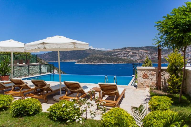 Villa Kiki 1 - Luxury Villa Kiki, 250 meters from the beach. - Kalkan - rentals
