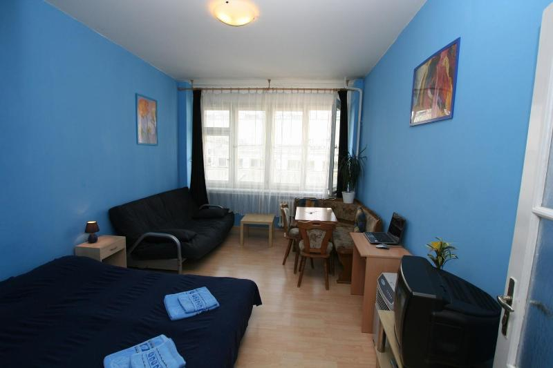 One bedroom apartment Prague Central - Image 1 - Prague - rentals