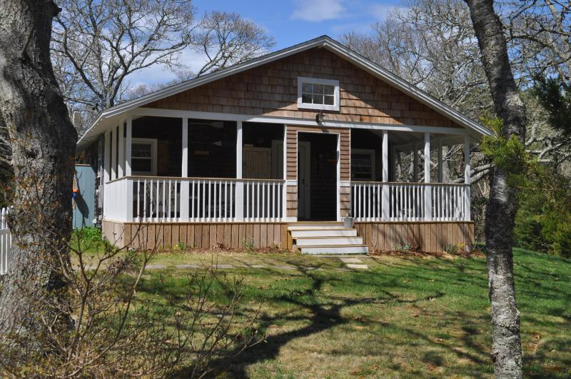 Front of Cottage - Martha's Vineyard Cottage $200 Off Sept. Rates - Edgartown - rentals