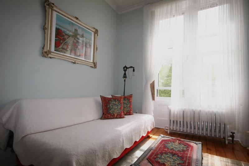 Living room - 2 Bedroom Greenpoint Historical Flat - Brooklyn - rentals