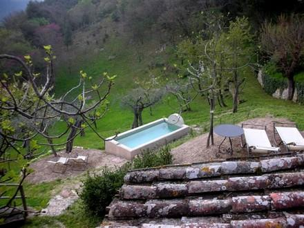 Idyllic Umbria Country House with Private Pool & Great Views - Image 1 - Narni - rentals