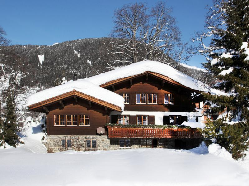 Chalet Marmot, luxury Chalet in Klosters, Switzerland, sleeps 11 - Image 1 - Klosters - rentals