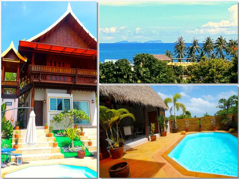 Villa Ayutthaya @ Golden Pool Villas = Beautiful! - Image 1 - Koh Lanta - rentals