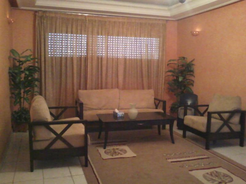 Private Apartment in Maarif Casablanca - Image 1 - Casablanca - rentals