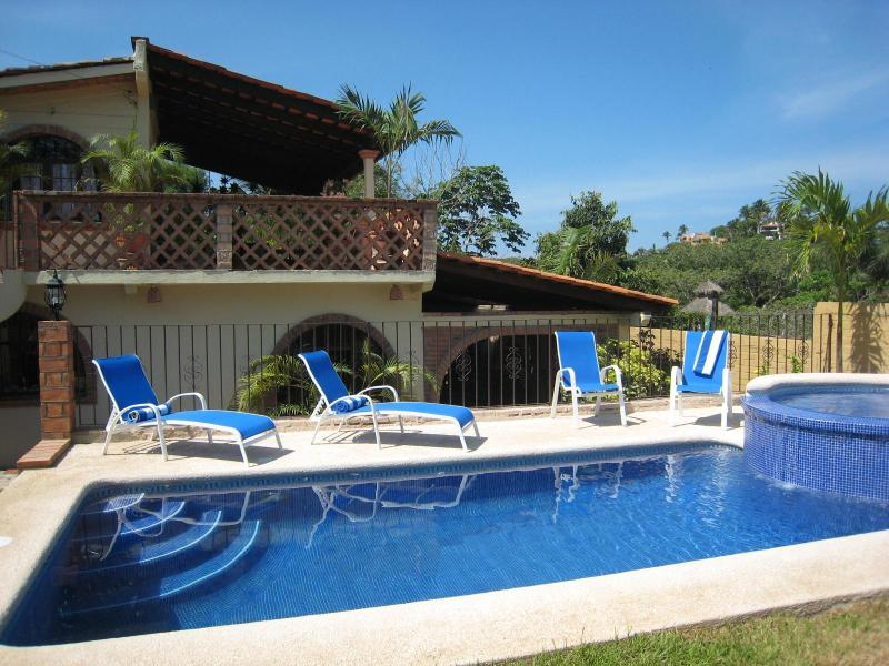 Casa Sierra w/great location and pool near beach - Image 1 - Sayulita - rentals