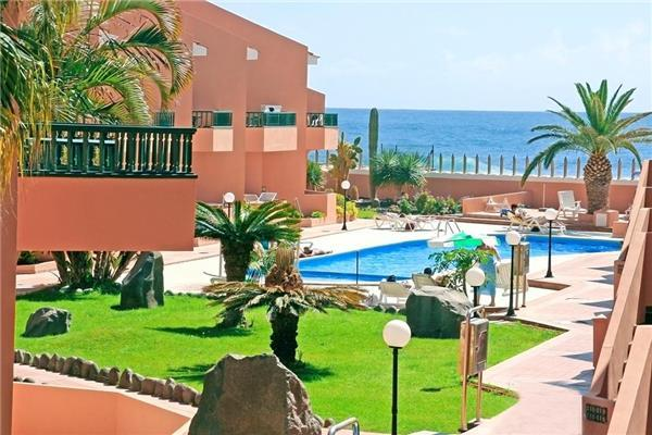 Apartment for 4 persons, with swimming pool , near the beach in Valle Gran Rey - Image 1 - Valle Gran Rey - rentals