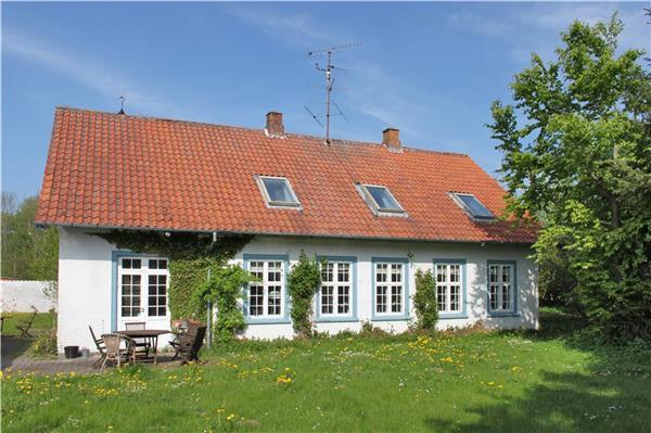 Holiday house for 10 persons in Southern Funen - Image 1 - Kvaerndrup - rentals