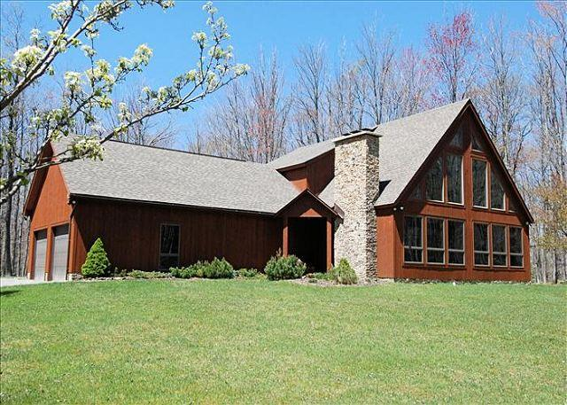 Beautiful mountain home features night skies in panoramic proportions! - Image 1 - Davis - rentals