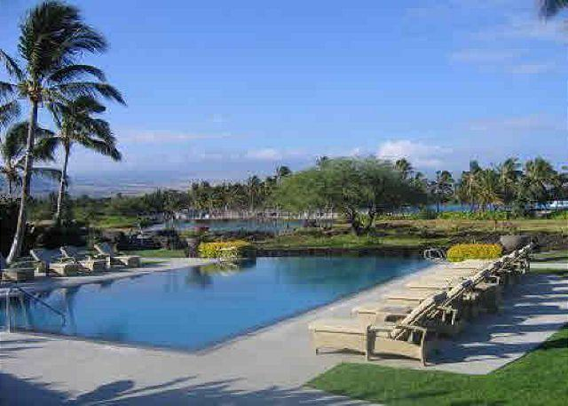 Beautifully updated 2/2 with lovely garden view. - Image 1 - Waikoloa - rentals