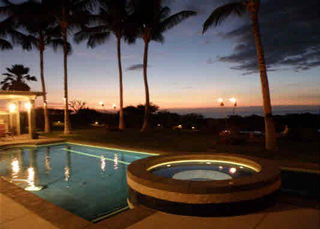 Ahhhh! - Tranquil and Private Mauna Kea Home with Fabulous Ocean View and Pool - Kamuela - rentals