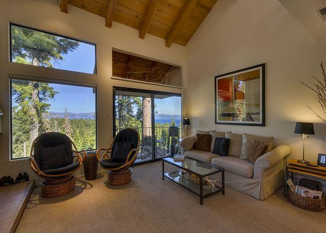 Stay 6 Nights Receive Next Night Free - Until 9/22/2014 - Image 1 - Carnelian Bay - rentals