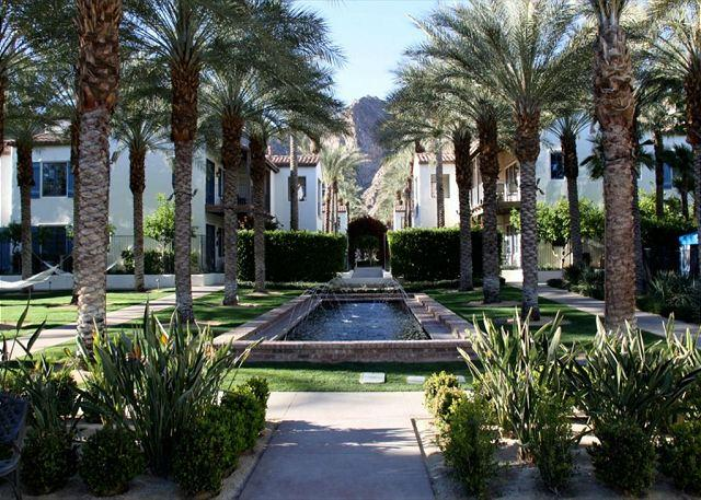 The most highly upgraded villa in Legacy Villas with great mountain views - Image 1 - La Quinta - rentals