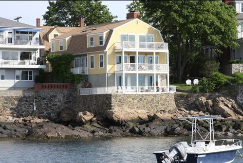 Harborfront living - Marblehead Harbor Front Row seat - Marblehead - rentals