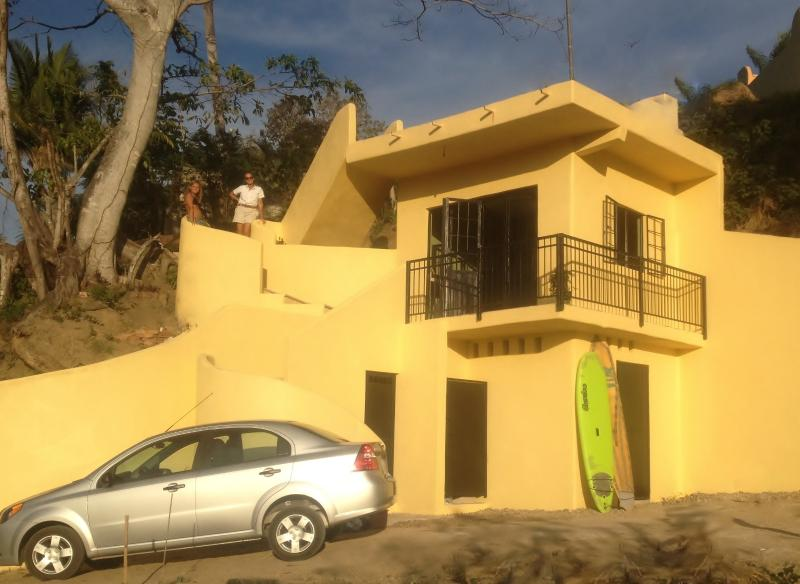 Casa Sunshine - New Construction Studio with Ocean & Valley  views - Sayulita - rentals