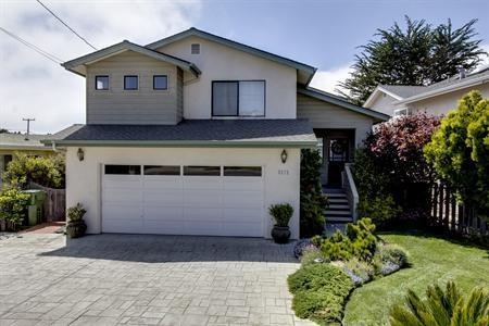 Street View of Home - Spacious Ocean View Home! - Morro Bay - rentals