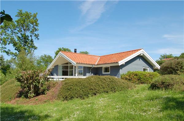 Holiday house for 6 persons near the beach in Langeland - Image 1 - Tranekaer - rentals