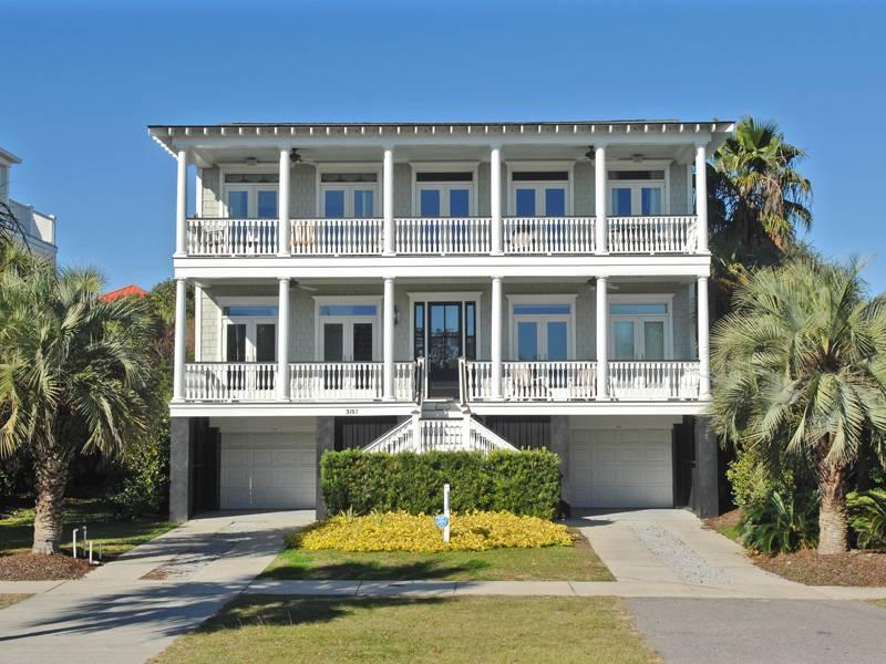 Palm Boulevard 3103 - Image 1 - Isle of Palms - rentals
