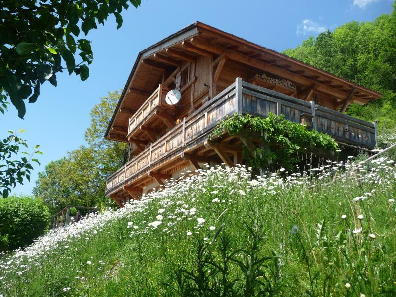 Chalet Chocolat summer - MULTI AWARD WINNING Luxury Ski Chalet with Hot Tub - Samoens - rentals