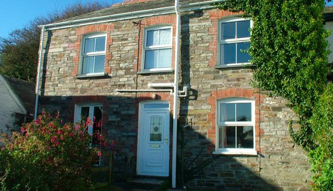 Pollywinky Cottage - Attractive Family Cottage near the sea - Cornwall - rentals
