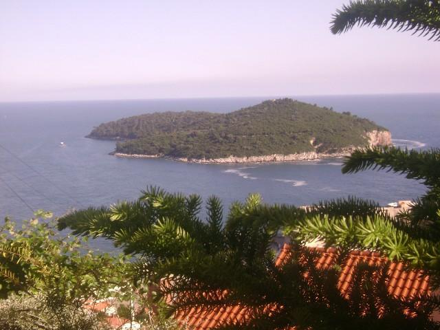 View from the garden - Apartment Raguz - Dubrovnik - rentals