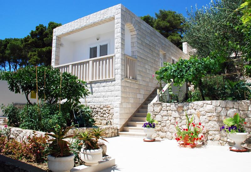 Complete Privacy - the whole Villa is yours. - Hvar Vacation:Private Villa & terrace for 2 - Hvar - rentals