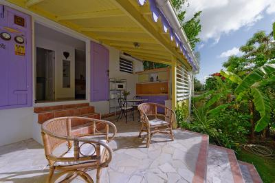 Charming caribbean style cottage - Image 1 - Cole Bay - rentals