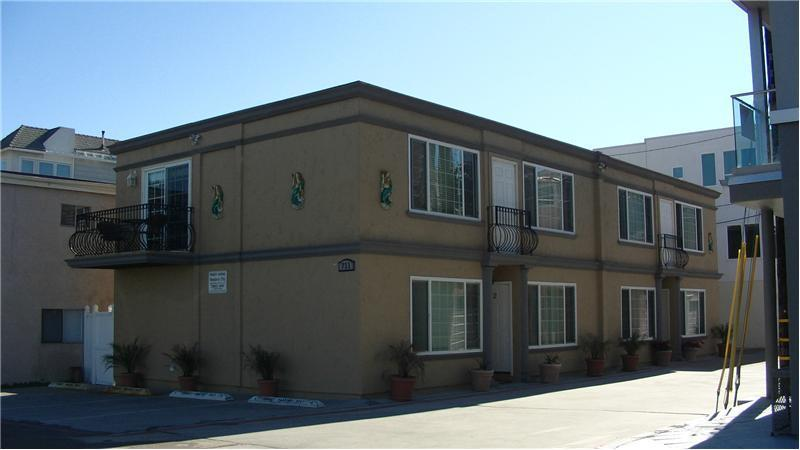 711 San Fernando Place 4 Weekly / 9 Month Leases - Image 1 - Mission Beach - rentals