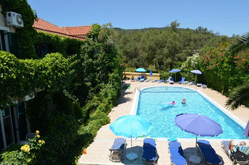 Mayflower Pool Apartment 3 - Sleeps 4 - Image 1 - Corfu - rentals