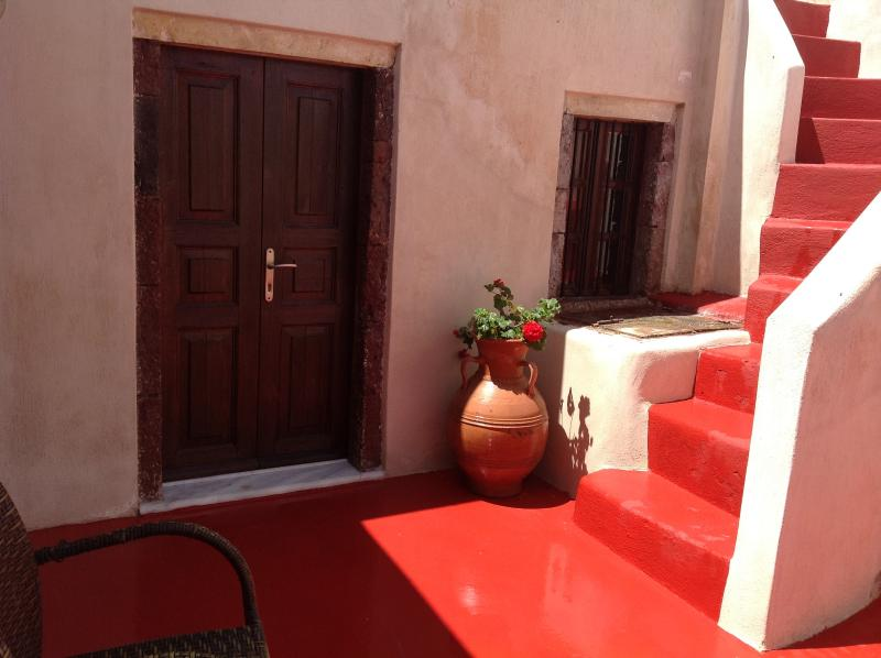 Outside area - Traditional house near Fira .. - Fira - rentals
