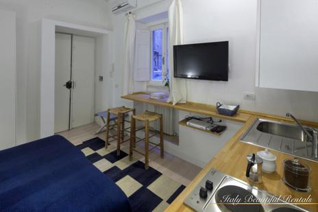 Charming Piazza di Spagna - Two Studios - Image 1 - Rome - rentals