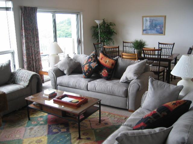 Condo on the ridge with spectacular view - Image 1 - Wintergreen - rentals