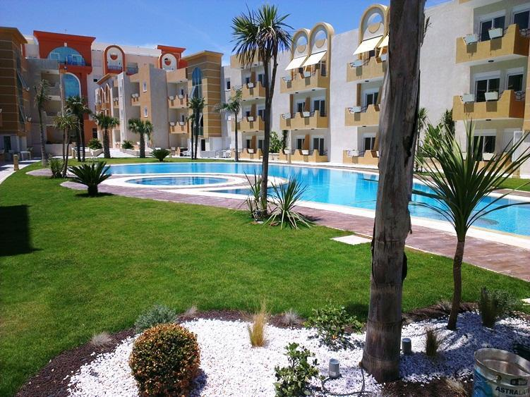 The Dunes Golf & Spa 1 Bed Apartment - Image 1 - Port El Kantaoui - rentals