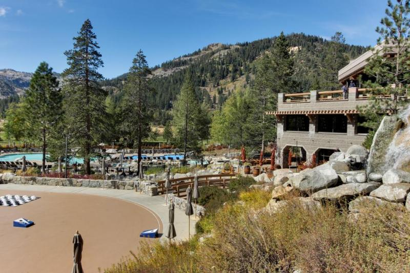 Resort at Squaw Creek 605 and 607 - Image 1 - Olympic Valley - rentals