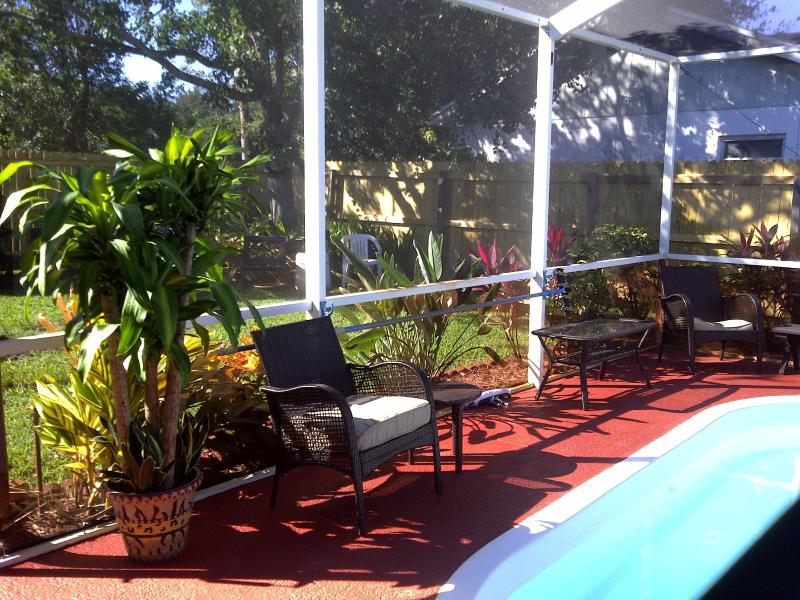 Private Heated Enclosed Pool Seating for 10 - Incredible Value - FL Gulf Coast Pool Home 3 mins from beach & Close to Disney = WOW - Holiday - rentals
