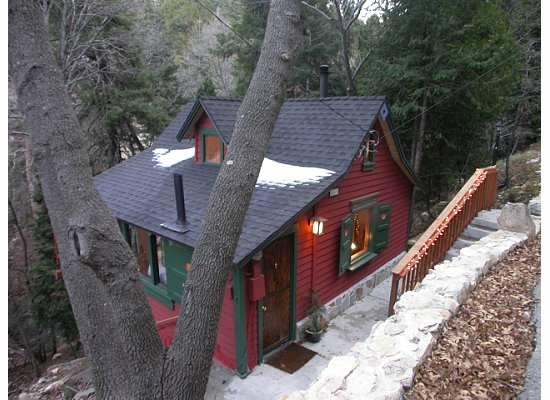 Nestled in woods - Cozy Charming Cabin Nestled in Woods - Lake Arrowhead - rentals