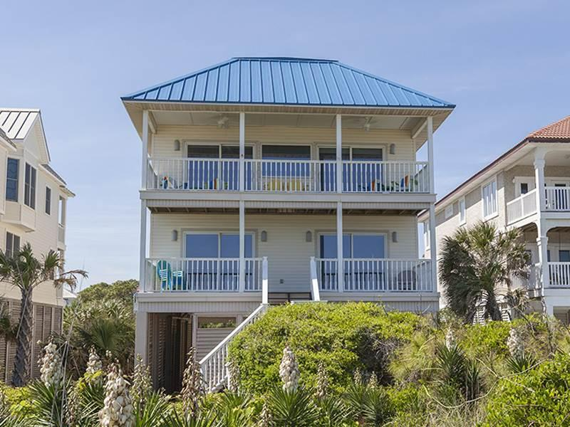 Bountiful by the Sea - Image 1 - Saint George Island - rentals