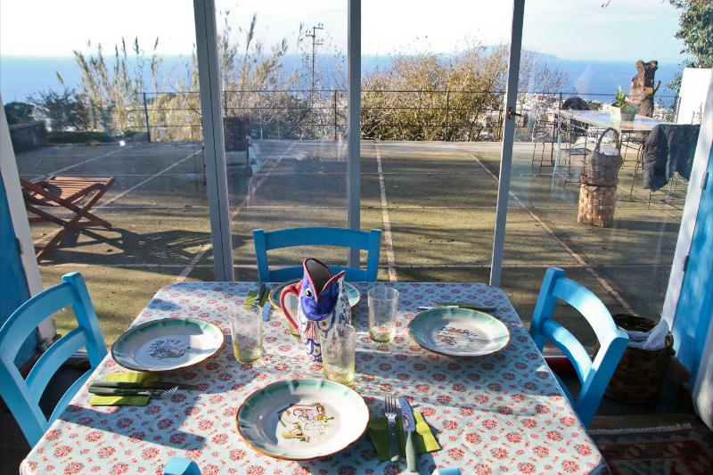 Capri- Lovely Villa with garden and panoramic view - Image 1 - Capri - rentals