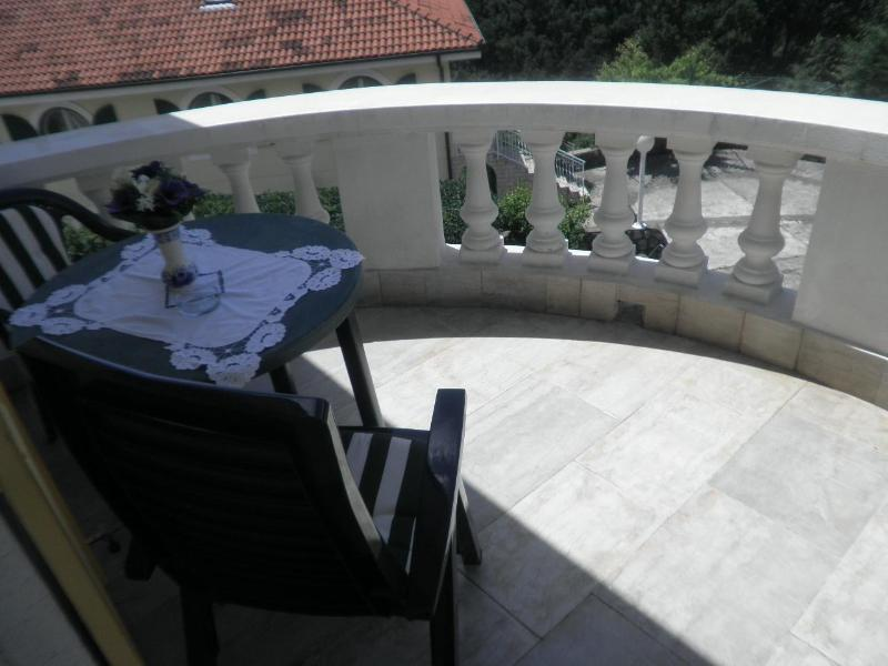 Terrace - Nice apartment with amazing view Icici for 3 - Opatija - rentals