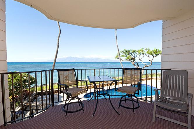 Lanai  - End of Summer $125/nt  Direct Ocean Front! - Kahana - rentals