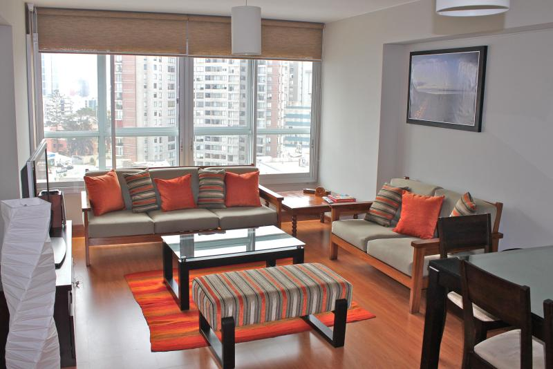 Comfortable Leaving Room - Apartment for Rent in Miraflores, Lima, Peru - Lima - rentals