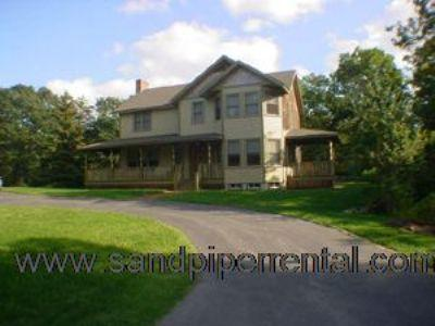 #8101 Cape Cod Style Home Located Close To MV Sailing Camp - Image 1 - Oak Bluffs - rentals