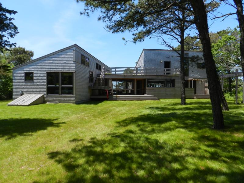 #317 Authentic Chappy Beach Home Is Truly An Experience - Image 1 - Edgartown - rentals