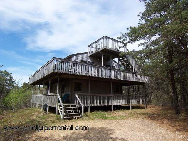 #393 Chappy Contemporary Home Close To Trustee Beach and Bay - Image 1 - Chappaquiddick - rentals