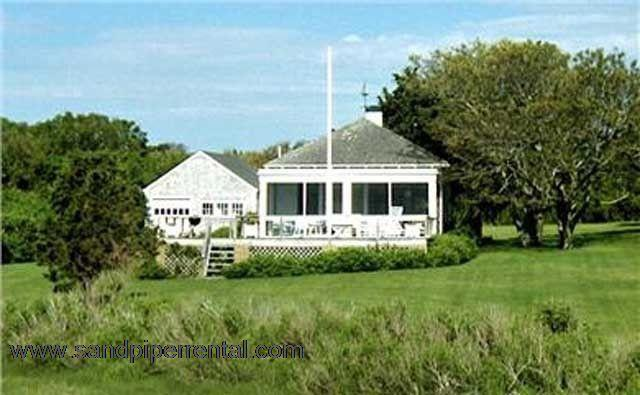 #702 three bedroom home w/ private sandy beach - Image 1 - Weston - rentals