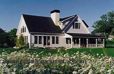 #1108 An incredible Island estate located on Marthas Vineyad - Image 1 - West Tisbury - rentals