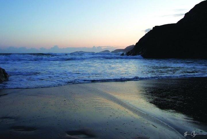 Minard beach - Stunning New Holiday Home on Dingle Peninsula with Majestic Views! - Dingle - rentals